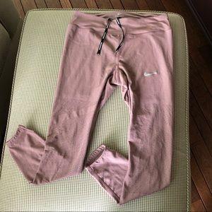 Nike Dri-FIT Nike Running Leggings Yoga Pants Sz M
